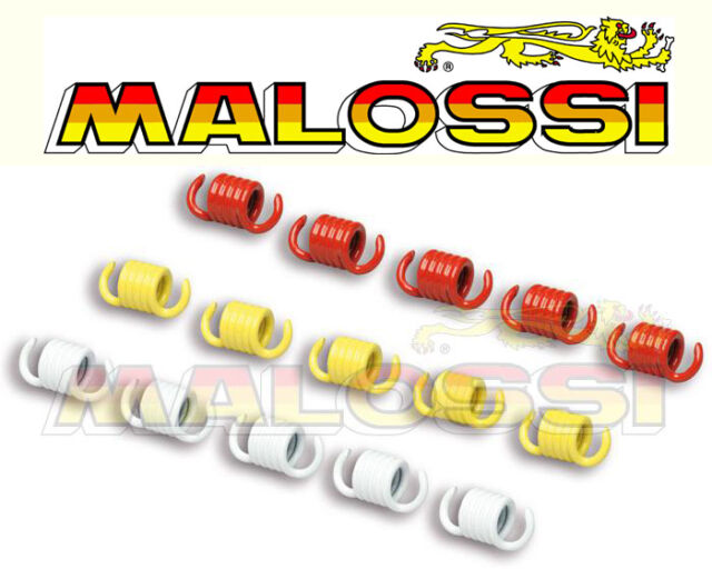 Set Spring Variator MALOSSI Yamaha majesty X Max 400 500 Malaguti Spidermax