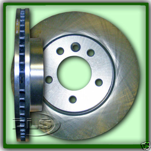 SDB000614X2 LAND ROVER DISCOVERY 3 V8 FRONT BRAKE DISC SET