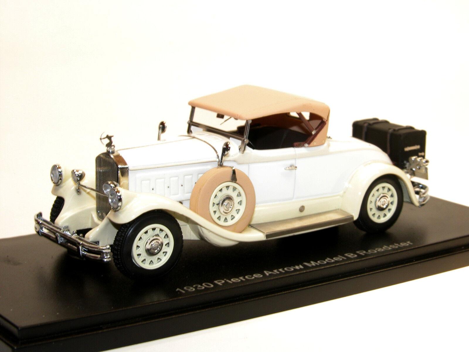Esval modelle, 1930 pierce arrow modell b roadster, top, 1   43 ausführliche