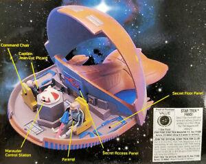 Star-Trek-Ferengi-Marauder-Mini-Playset-Innerspace-M-NMbox-Next-Gener-Picard
