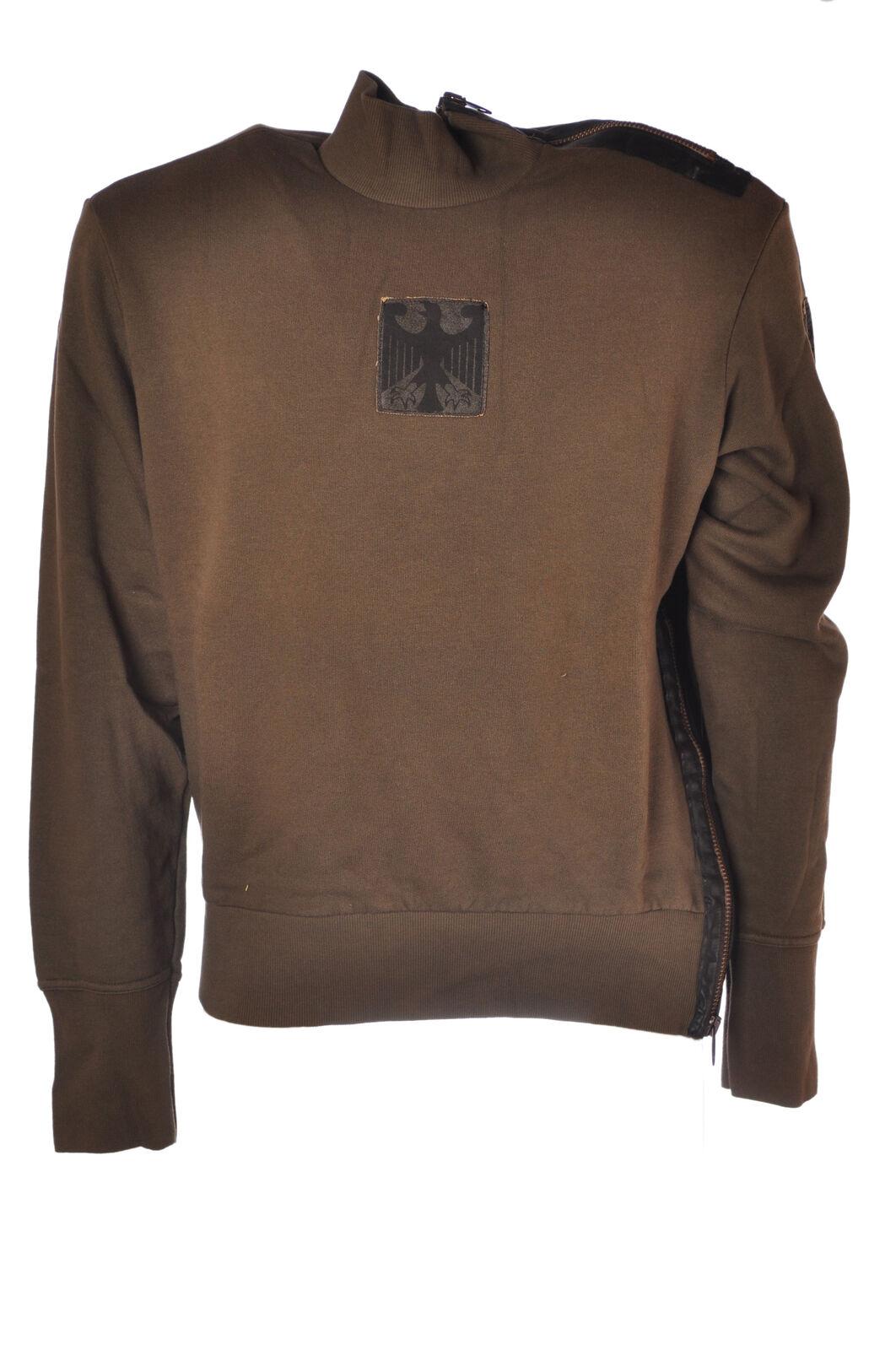 Forniture Civili  -  Sweatshirts - Male - Grün - 4545823A185019