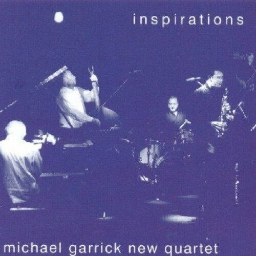 Michael Garrick New Quartet - Inspirations [CD]