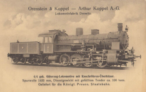 Ak to Memory an Fertigstellung Der 5000. Locomotive in 1913 Ak791