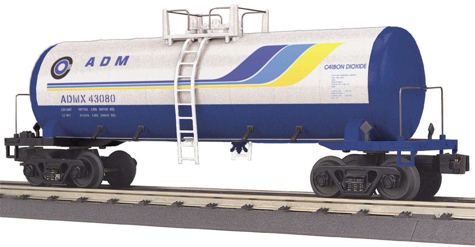 MTH Railking O Trains ADM Modern Tank Car 30-73417
