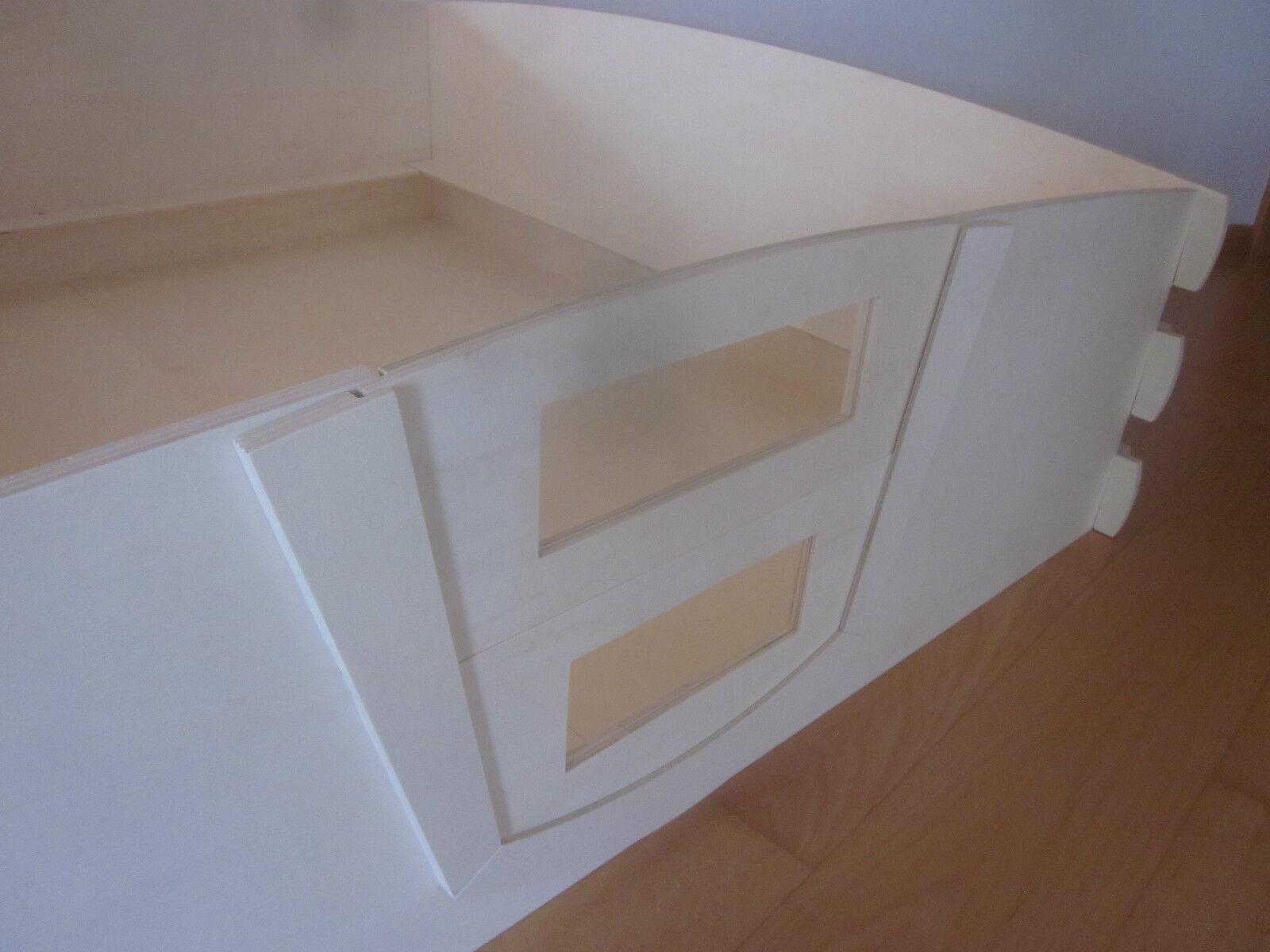 Wurfkiste Stecksystem Holz Welpenbox 148x148 148x148 148x148 Welpe Wurfbox Schlafplatz Hund Katz ce0e4b