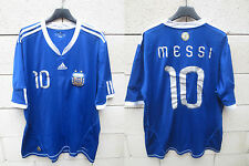 Maillot ARGENTINE ARGENTINA Adidas MESSI WORLD CUP 2010 shirt camiseta jersey XL
