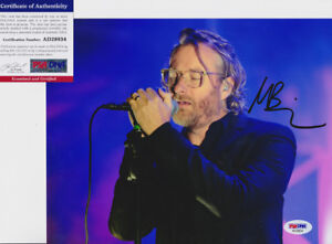 Matt-Berninger-The-National-Signed-Autograph-8x10-Photo-PSA-DNA-COA-5