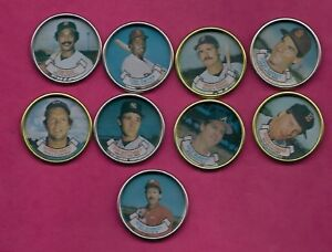 CLEMENS-SCHMIDT-BRETT-BOGGS-AND-MORE-1987-COIN-INV-A7590