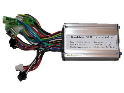 36V 15A Torque Controller Steuergerät Pedelec E-bike Elektrofahrrad