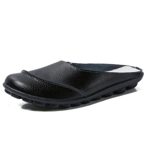 Estate Donne Lazy Pantofole Mocassini Mocassini Scarpe Casual Mocassino Piatto 44 B