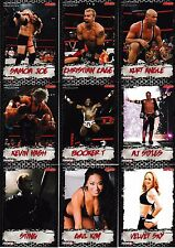 2008 Tristar TNA Impact 69 Card Set & Insert Sets For 100 Cards Total AJ Styles