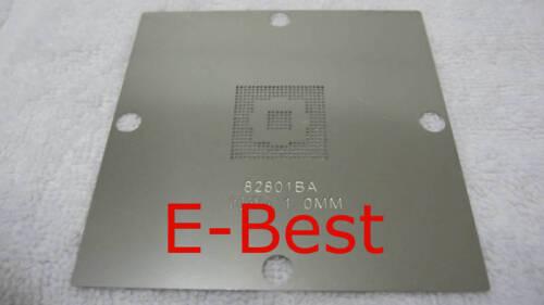 9X9 NH82801BA SL7UU FW82801BA 82801BA SL5WK Stencil Template