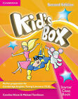 Kid's Box Starter Class Book with CD-ROM by Michael Tomlinson, Caroline Nixon (Mixed media product, 2014)
