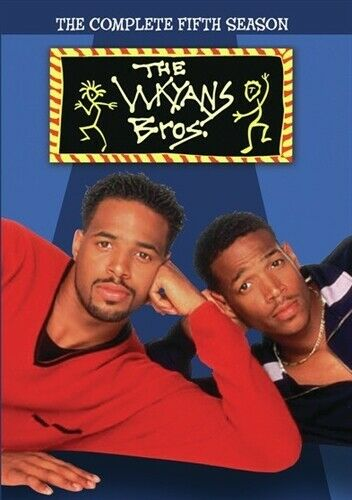 The Wayans Bros Tv Series Complete Fifth Season 5 Dvd For Sale Online Ebay