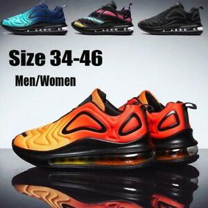 Men-039-s-Air-Cushion-Sports-Athletic-Sneakers-Outdoor-Casual-Running-Shoes-Trainers