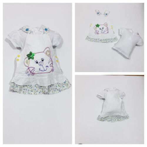 ♥ Neu ♥ Babykleidung  2-teilig   Kleid,Budy  Gr 80 ; 86 ; 92 ; 98  