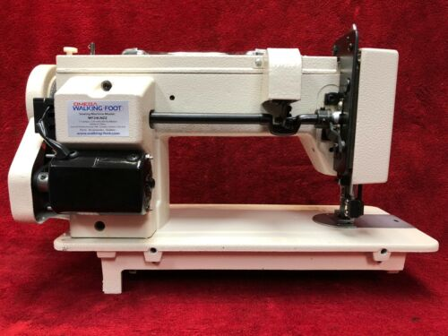 INDUSTRIAL STRENGTH Sewing Machine HEAVY DUTY UPHOLSTERY /& LEATHER WALKING FOOT