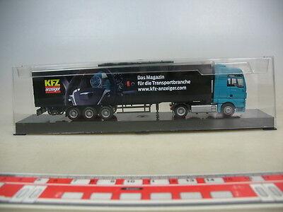 O771-0, 5# Awm H0 Man Tgx Camion/autoarticolati/modello Auto Indicatore, Neuw + Ovp-modell Kfz Anzeiger, Neuw+ovp It-it Mostra Il Titolo Originale