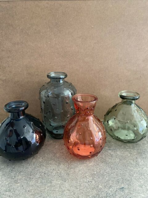4 Bud Vase On Driftwood