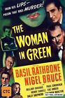 The Woman In Green (DVD, 2004)