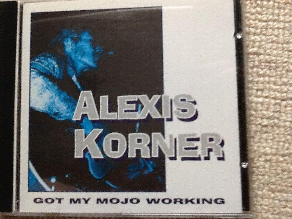 Alexis Korner. : Got my mojo Working., blues