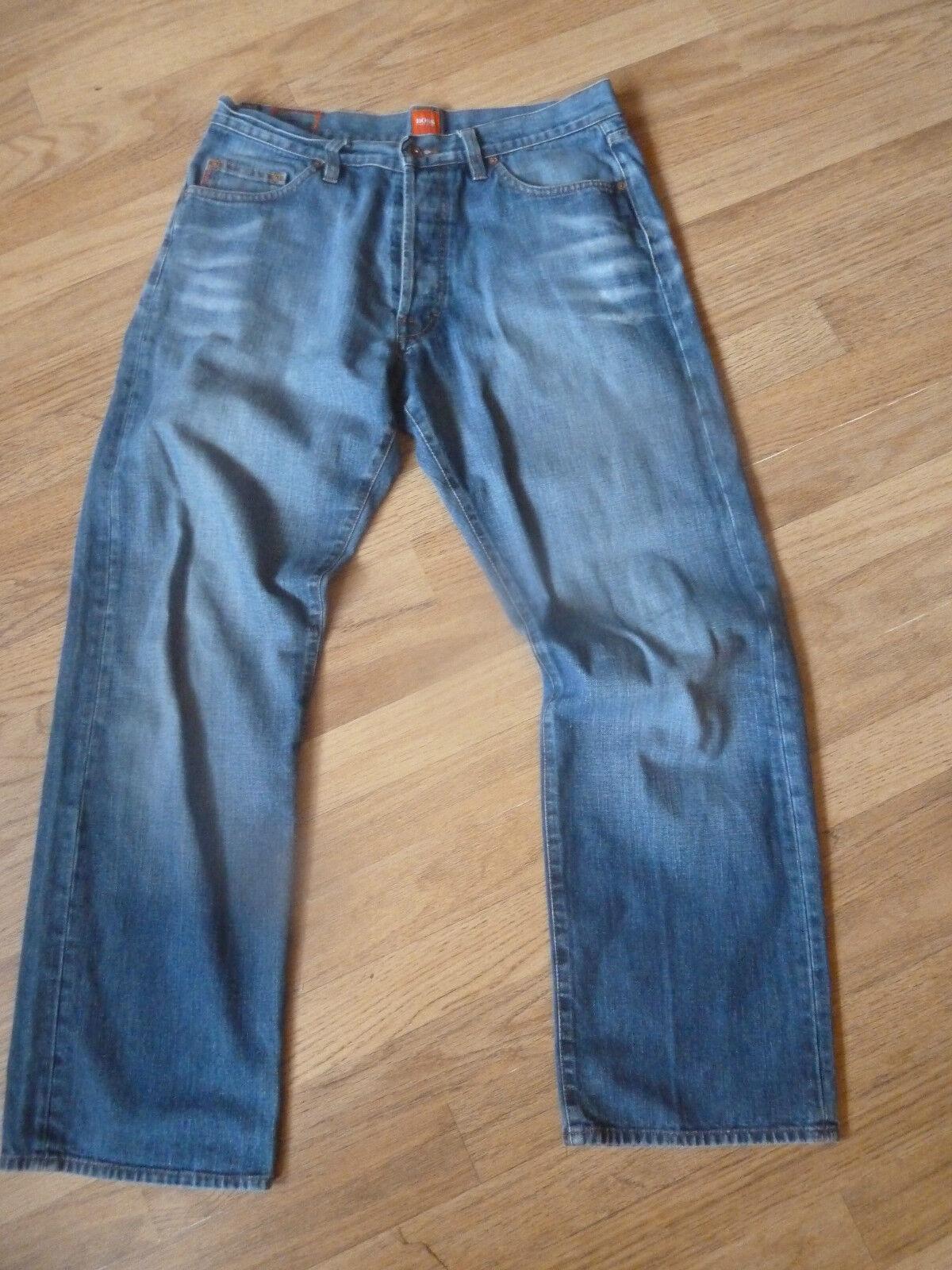 Mens HUGO BOSS jeans - Größe 34 32 great condition  | Auktion  | Der neueste Stil  | Sonderaktionen zum Jahresende