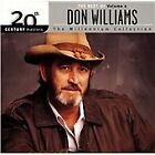 Don Williams - 20th Century Masters - The Millennium Collection (The Best of , Vol. 2, 2001)