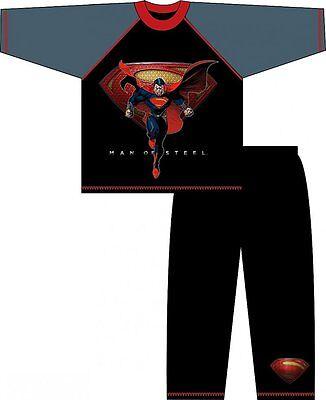 Boys SUPERMAN  PYJAMAS 3-10yrs