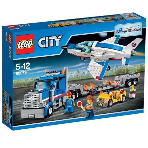 LEGO 60079 City Trasportatore di Jet