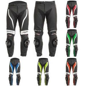 RST-tractech-EVO-II-2-PELLE-MOTO-MOTOCICLETTA-pantaloni