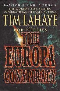 Good-The-Europa-Conspiracy-Babylon-Rising-Book-3-Paperback-Lahaye-Tim-034