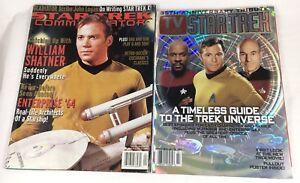 STAR-TREK-Magazines-LOT-TV-Guide-35th-Anniversary-Tribute-2002-Communicator-132