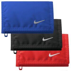 Nike-Herren-Maenner-Portemonnaie-Basic-Wallet-Geldbeutel-Geldboerse-Schwarz-9034