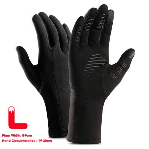 Winter Skiing Touch Screen Outdoor Driving Warm Gloves Windproof Waterproof Men