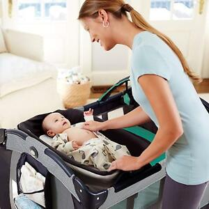 Graco Pack 'n Play Reversible Napper and Changer Crib Baby ...