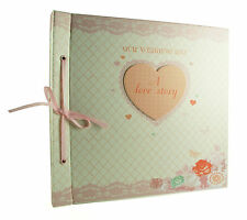 Our Wedding Day Wedding Boutique Scrapbook Photo Album Gift 27195