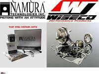 Namura Top & Wiseco Bottom End 2004-2007 Rm125 Engine Rebuild Kit Piston Crank