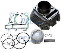Yamaha Yfm250 Moto-4 250 Bear Tracker Cylinder Piston Gasket Top End Kit H Ck30