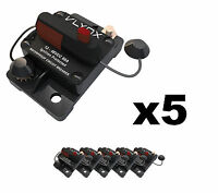 Qty5 Vcb60 Shakespeare Comp 24v Trolling Motor 60a Fuse Marine Circuit Breaker