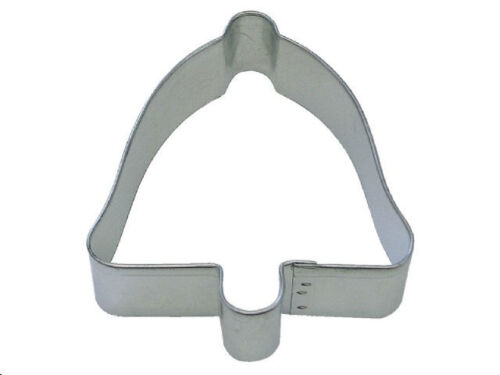 """Bell Cookie Cutter 3.5/"""" Christmas Winter Wedding Baking Chime"""