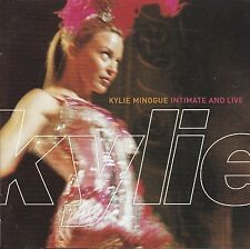 KYLIE MINOGUE Intimate and Live CD