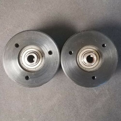 .250 Shaft Adjustable Magnetic Clutch 2 each Perma-Tork Magpower HC214
