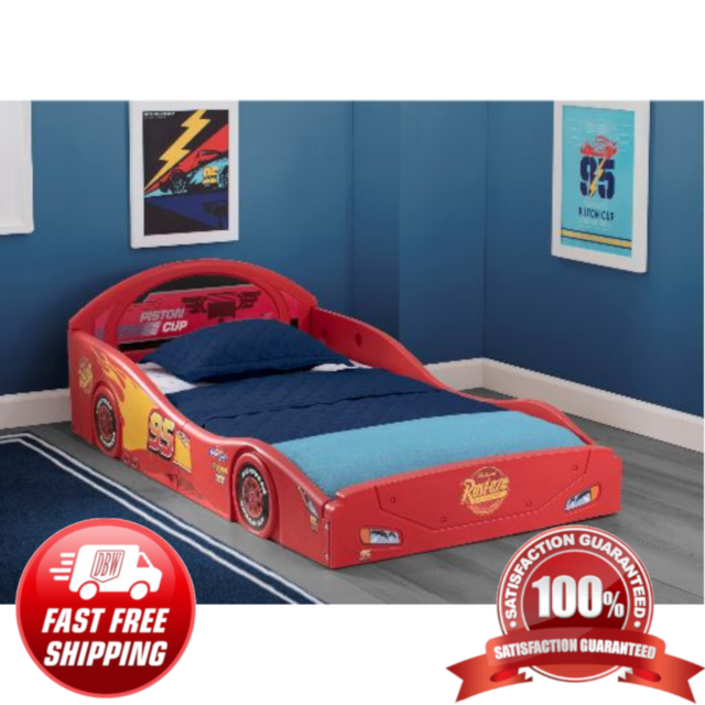 Car Toddler Beds For Boys