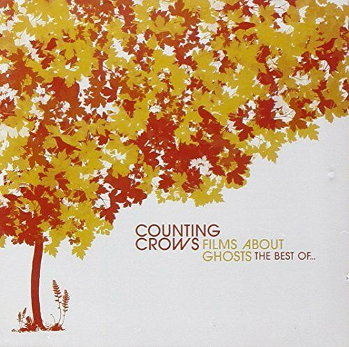 Counting Crows / Films About Ghosts -The Best Of Counting Crows [CD+DVD] *NEW CD