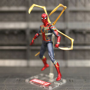 US-Avengers-Infinity-War-Iron-Spider-Man-Marvel-Action-Figure-7-034-Toy-Fans-Gifts