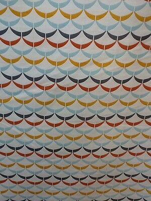 Smd Iliv mentumta multicoloured fabric by the half metre