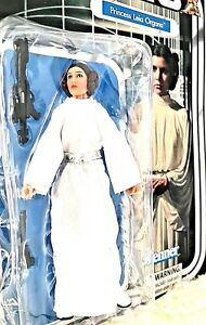 Star-Wars-Princess-Leia-Organa-40th-Anniversary-6-inch-Action-Figure-New-Kenner