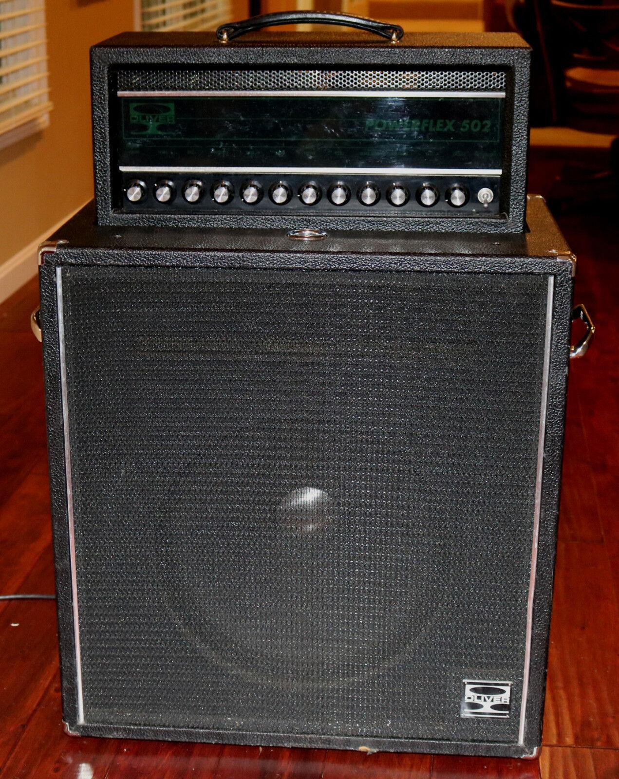 1968 Oliver Powerflex Powerflex Powerflex 502 A  a la venta
