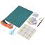 miniatura 19 - Cuero-Herramientas-de-Arte-Costura-Esculpido-Trabajo-Mosaico-Corte-Kit-Bricolaje