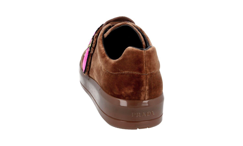 zapatos PRADA LUXUEUX 1E983H 40 SUGHERO NOUVEAUX 39,5 40 1E983H UK 6.5 a92bde